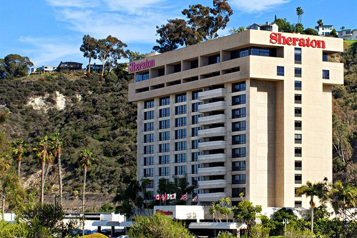 Sheraton Mission Valley San Diego Hotel 4