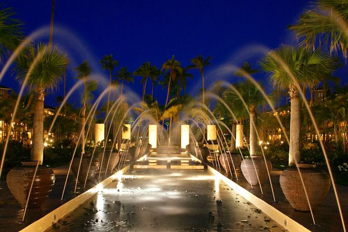 Now Larimar Punta Cana Fountain